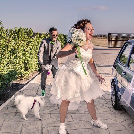 Goditi il tuo matrimonio!