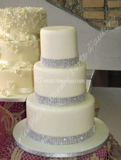 Torta e segnaposto Capodanno 2011 da Chic Cake su Akkiapparicette