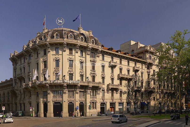 Sheraton diana majestic for Hotel diana milano
