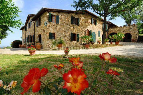 Podere Matrimonio Toscana : Agriturismo podere casacce