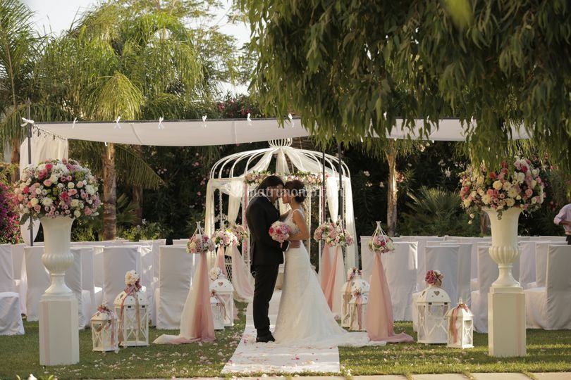 Giardino wedding