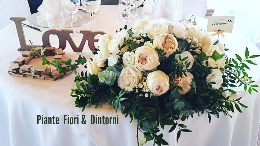 Love-Wedding Table
