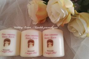Wedding Eventi - Candele