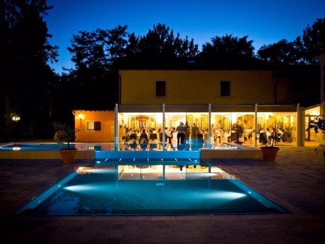 Villa fondo tagliata - Piscina porto mantovano ...
