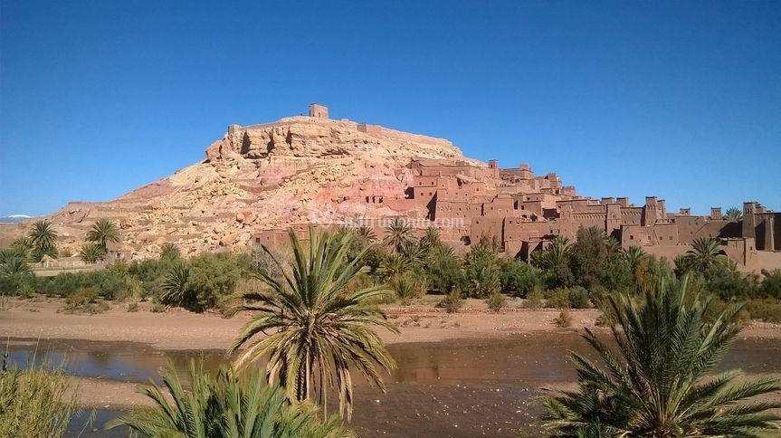 Quarzazate e il suo deserto