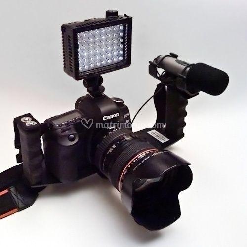 Canon 5d mark II full HD