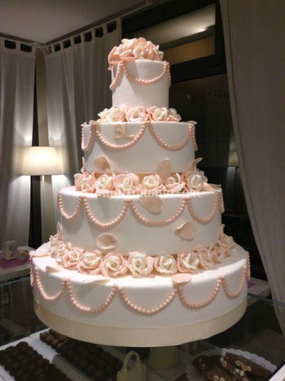 Sposa perle