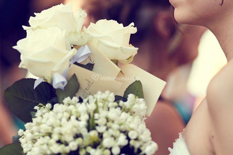 Bouquet e segnaposto