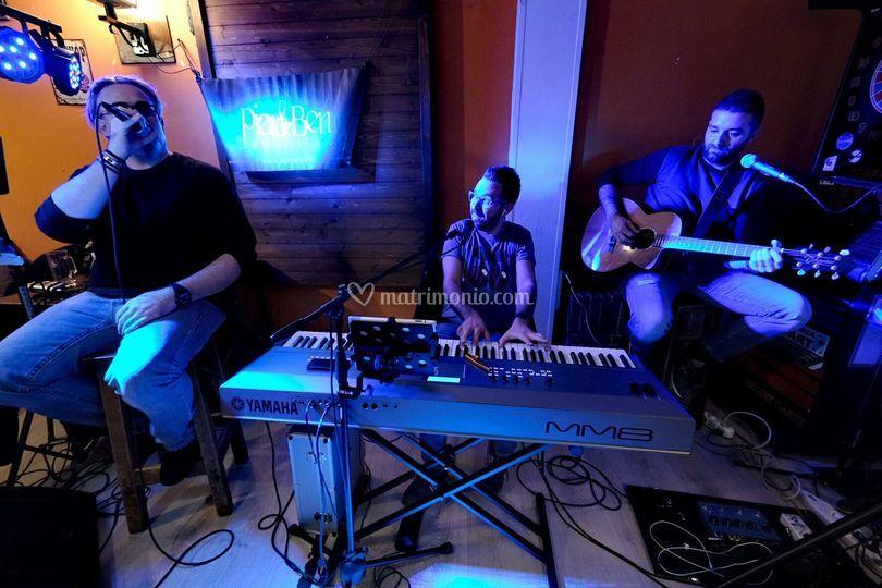Pian & Ben trio