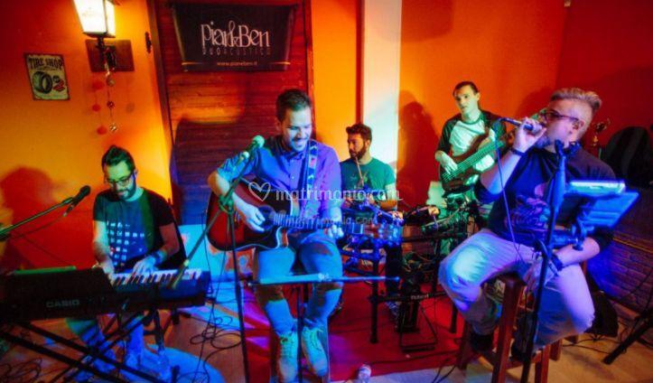 Pian & Ben Electro Acoustic