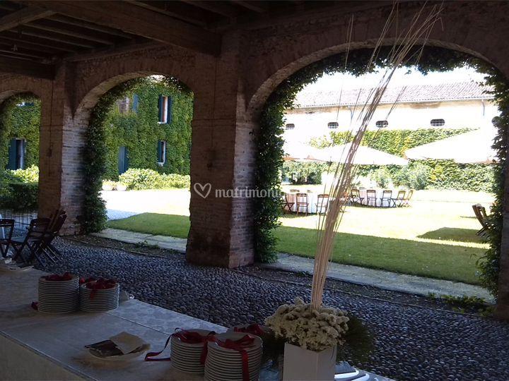 Giardino interno simple giardino interno with giardino - Giardino interno ...