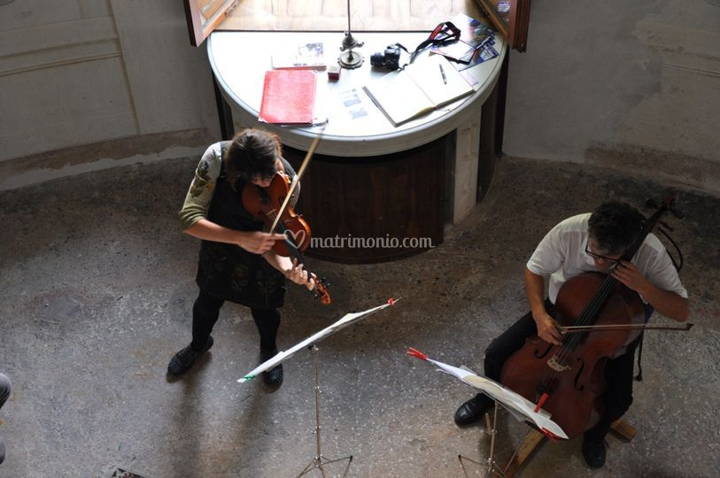 Duo violino violoncello