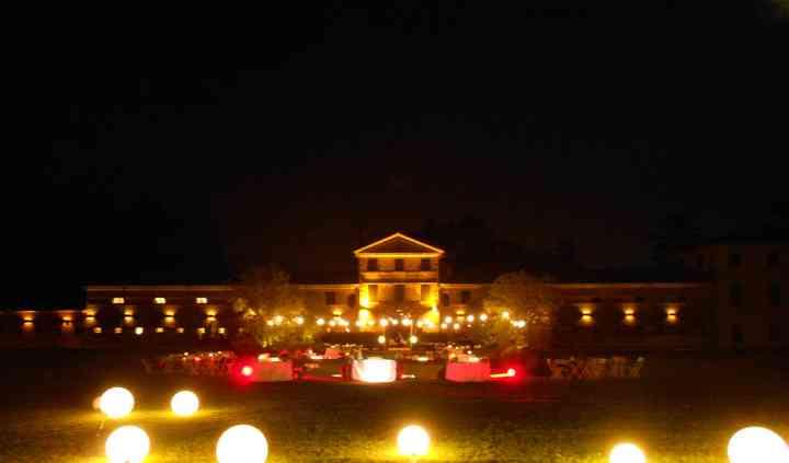 Parco in notturna