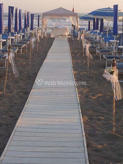 Matrimonio Spiaggia Nettuno : Matrimonio in spiaggia di nettuno club foto