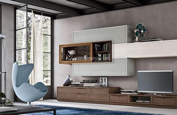 salone moderno 2 di alaimo mobili arredi foto 6