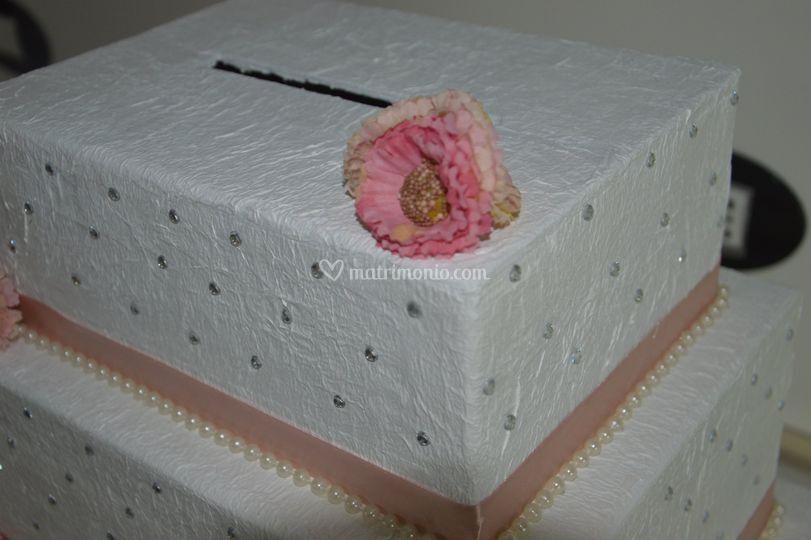 Torta rosa antico