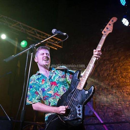 Tommaso the bassman