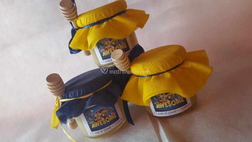 Bomboniere gastronomiche miele