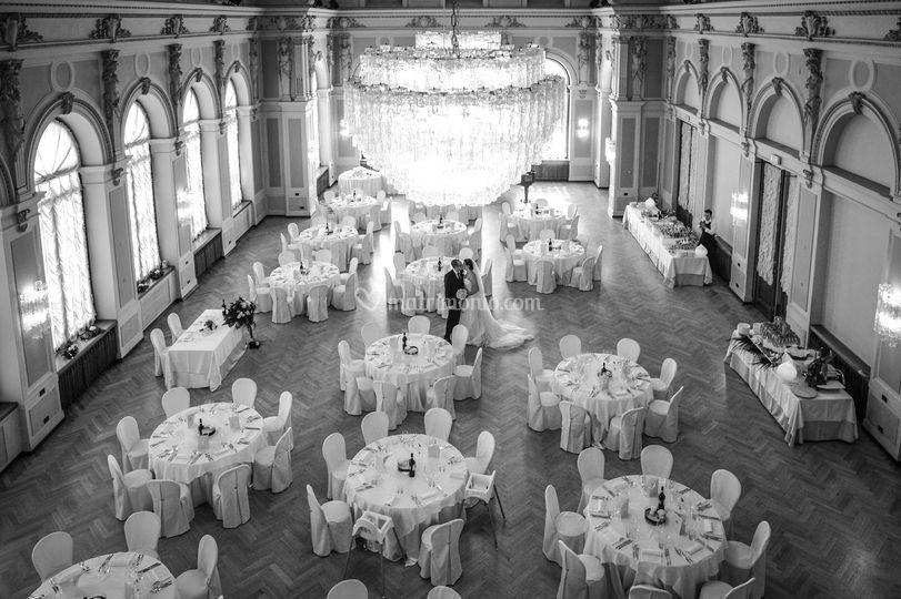 Wedding al Salone Asburgico