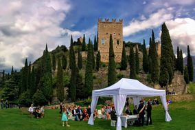 Wedding in Arco - Castello di Arco
