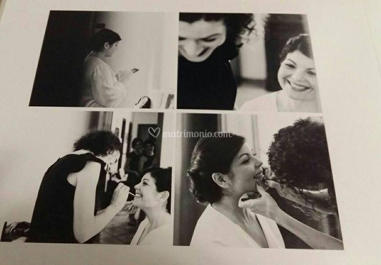 Make up sposa fotografico