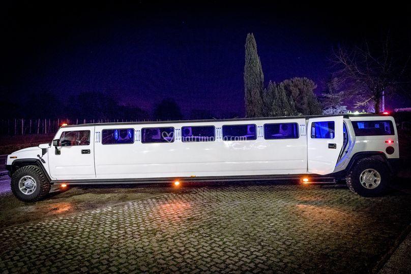 Hummer Limousine Arezzo