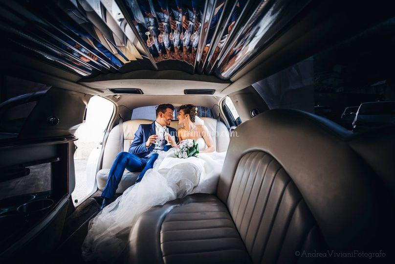 Noleggio Limousine matrimonio