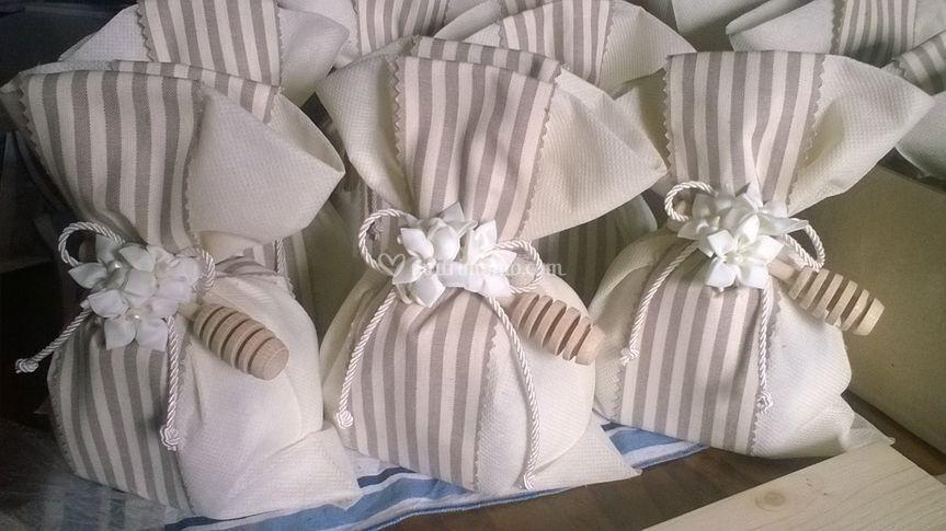 Idea confezione miele e lavand