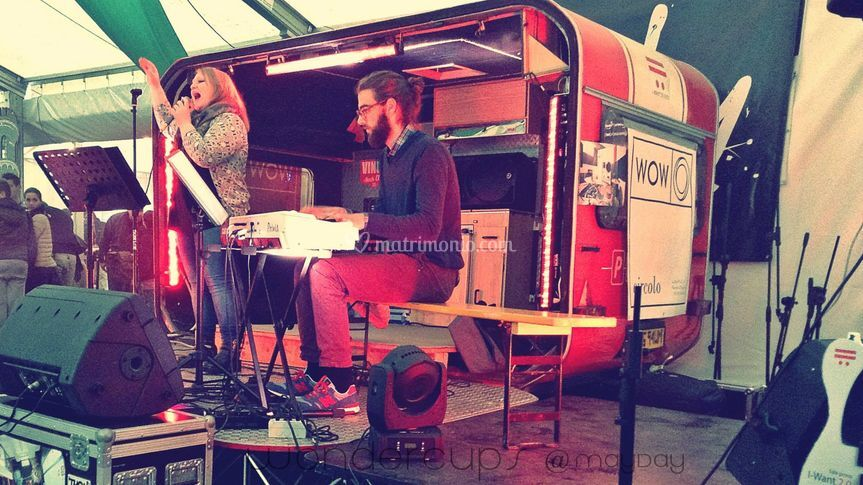 Live @MayDay festival