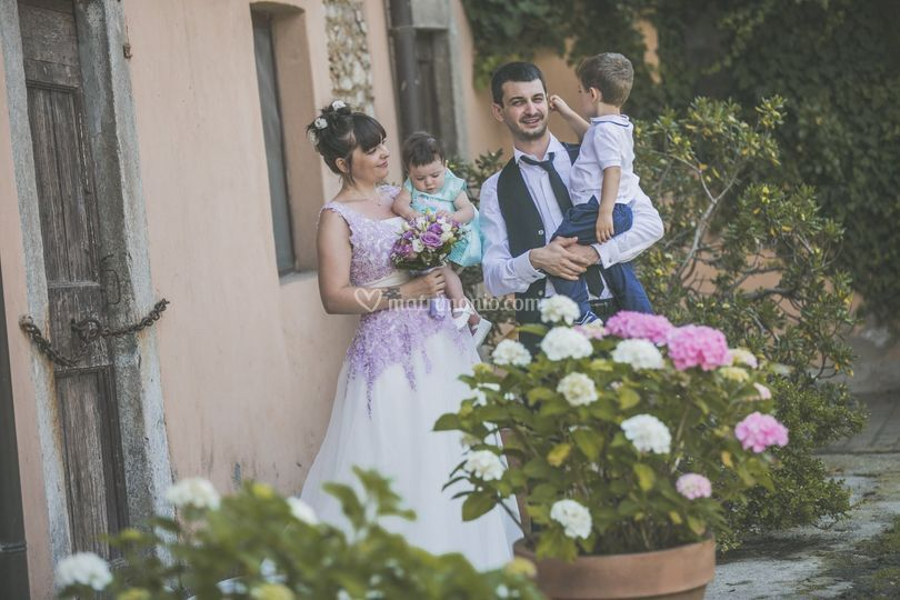 Sposi e bimbi