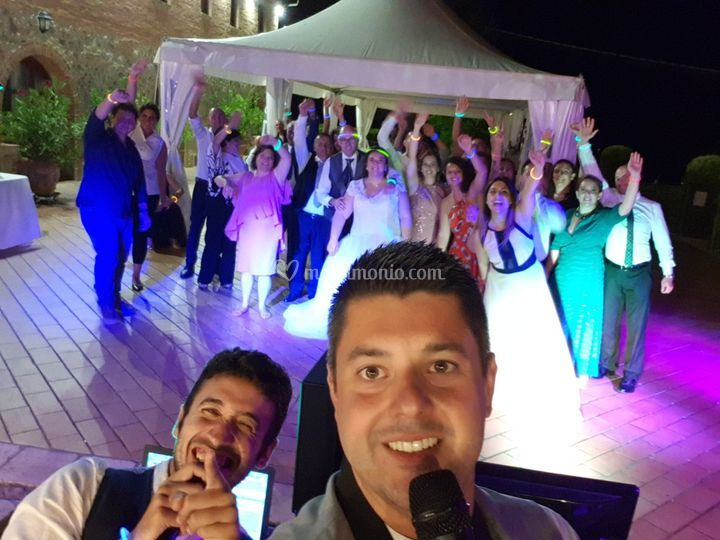 Wedding Day - Karaoke e Dj set