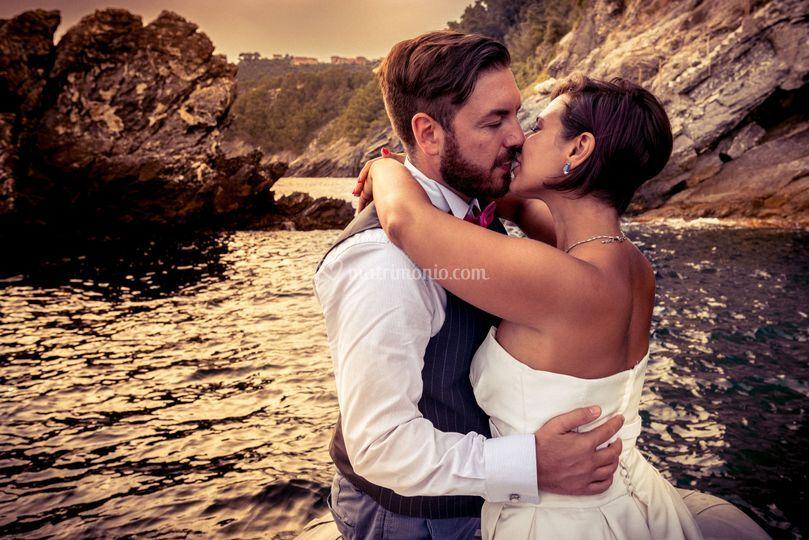 Foto matrimonio in Liguria