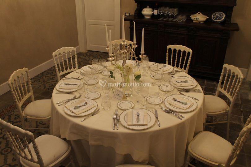 Tavolo ospiti