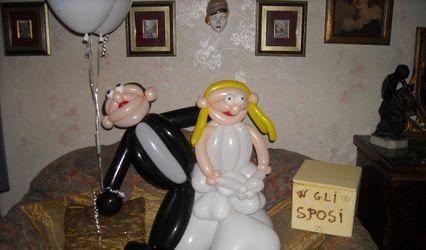 Dolcemania Balloon Party