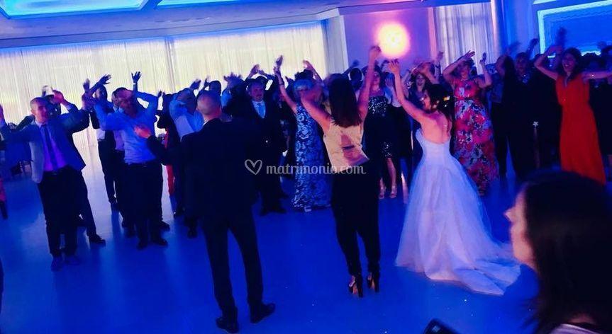 Animazione wedding
