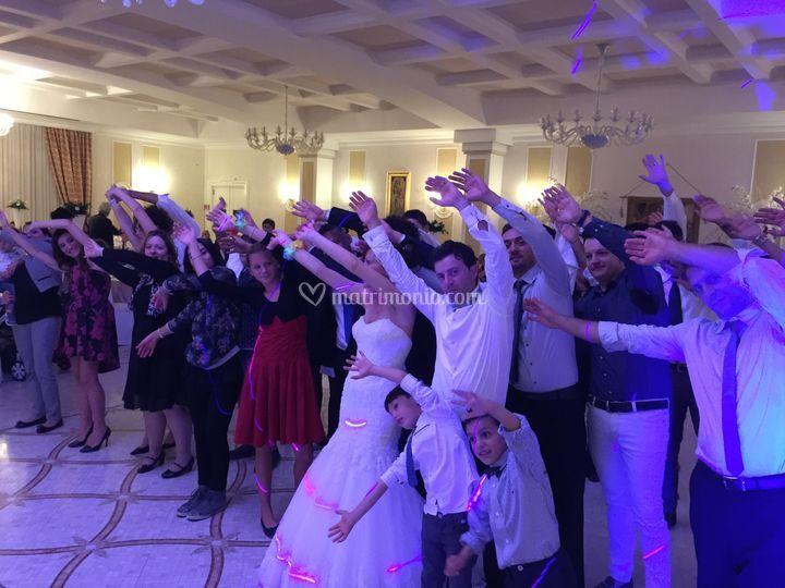 Matrimonio dejavù eventi