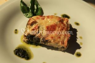Lasagna al tonno