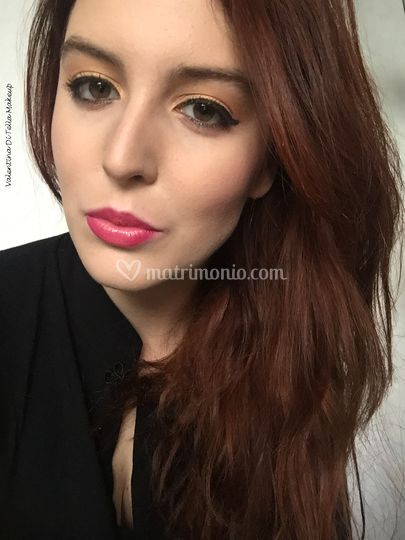 Make-up dai toni caldi