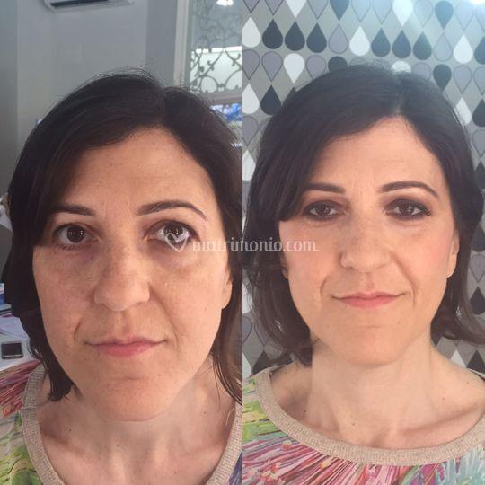Makeup donne mature