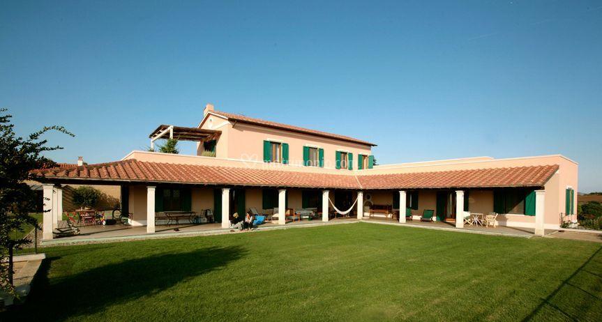 Villa Poggio al Pero