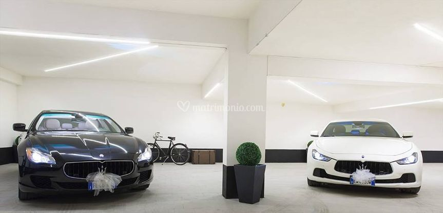 Maserati Quattroporte-Ghibli