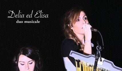 Delia ed Elisa duo musicale 1