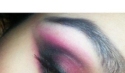 Roberta Saba Make Up 1