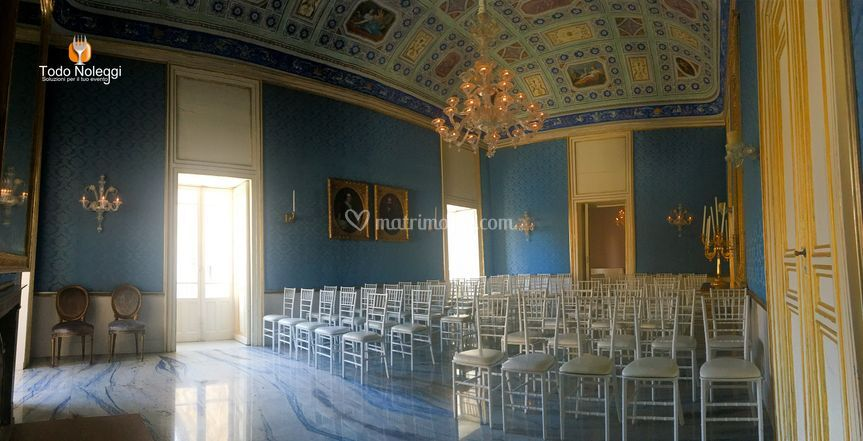 Evento in palazzo storico