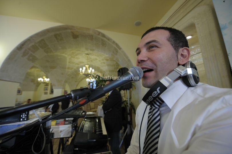 Al microfono