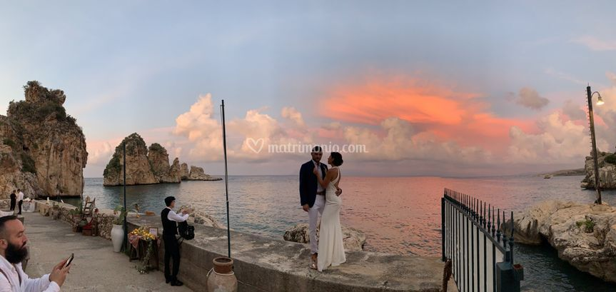 Wedding location in Sicily