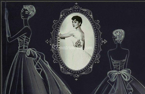 Collezione sposa couture hayez 2012 ispirata ad hollywood - Dive di hollywood ...