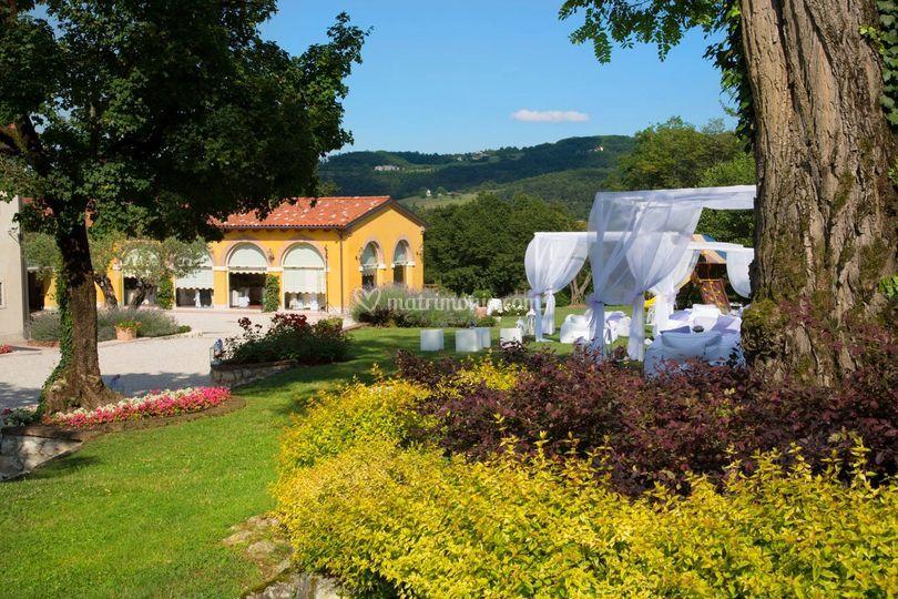 Scorcio Sul Parco Di Ca 39 Del Sole Foto 35