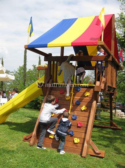 Parco Giochi Per Bambini Di Ca 39 Del Sole Foto 5