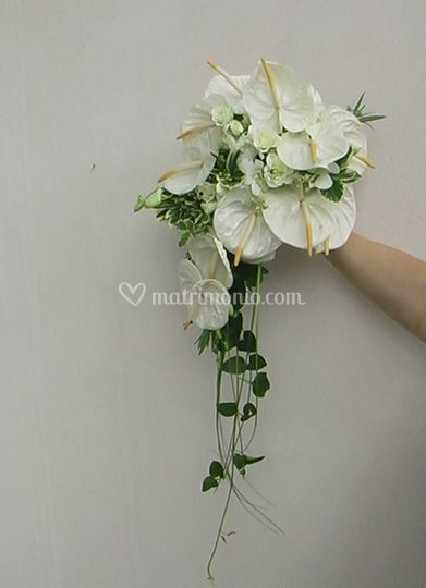 Bouquet pendente